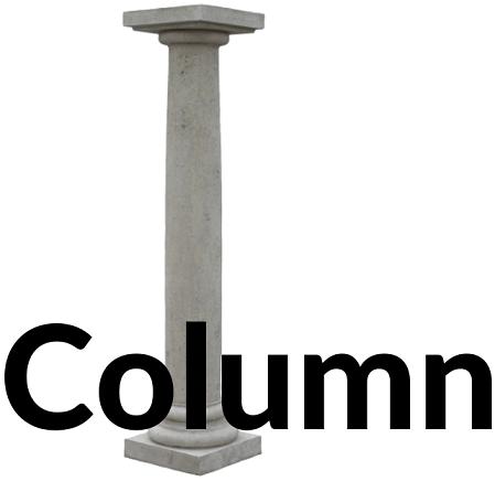 Excel的欄column-列row怎麼記?-一張圖秒懂不忘