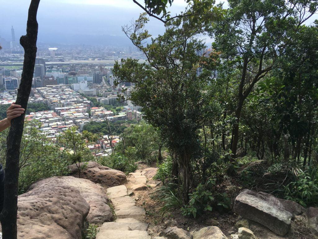 台北內湖金面山登山步道-12