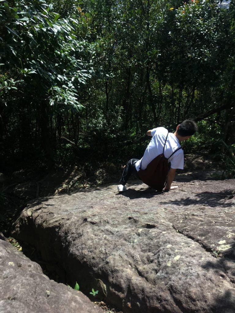 台北內湖金面山登山步道