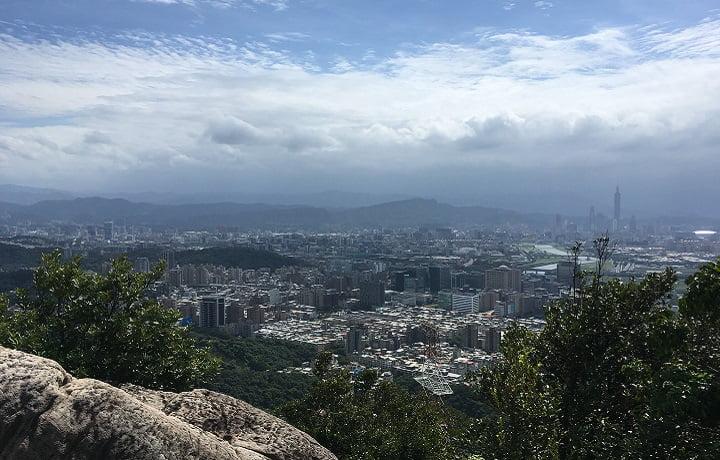 台北內湖金面山登山步道-9